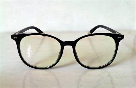 jual frame kacamata minus merk d g jo83 polished black
