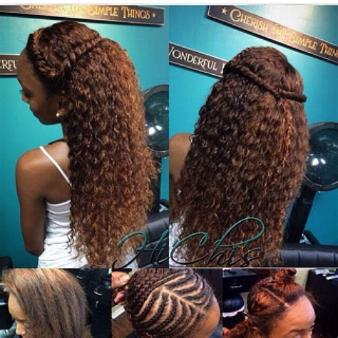 hair braid for a closure 3252 best images about vixen sew in on pinterest lace
