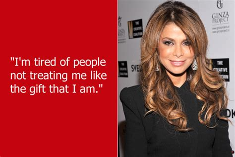 Paula Abdul Quote Of The Day by Paula Abdul Quotes Quotesgram