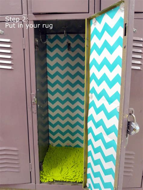 5 simple steps to decorating a fabulous locker with locker lookz teodoro