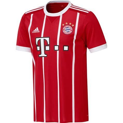 Sale Jersey Bayern Munchen Home 2017 2018 Grade Ori bayern munich home shirt 2017 2018