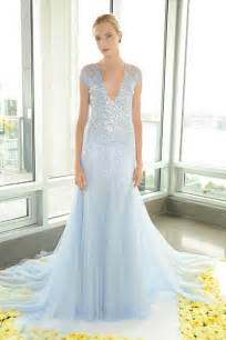 stunning ice blue wedding dresses bridalguide