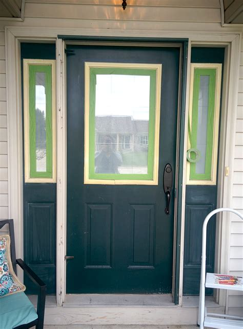 Painting Shutters And Front Door by Adding Curb Appeal How To Paint Shutters And Front Door