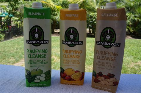 New Westminster Detox 3 day detox with the sambazon cleanse oc