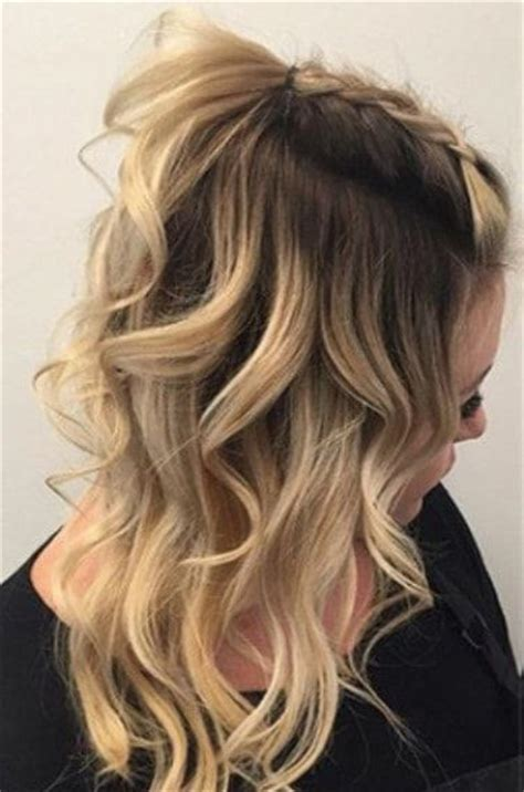 Fall Hairstyles For Hair by Best 25 Fall Hairstyles Ideas On Braids