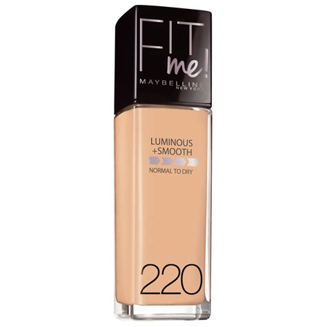 Maybelline Smooth maybelline fit me foundation luminous smooth coverbrands