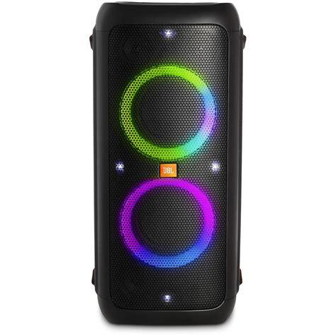 Box Speaker Jbl jbl partybox 300 bluetooth speaker jblpartybox300 b h photo