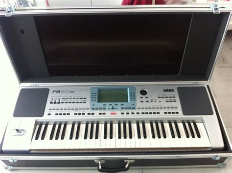 Keyboard Korg Pa50sd Second korg pa50sd image 694567 audiofanzine