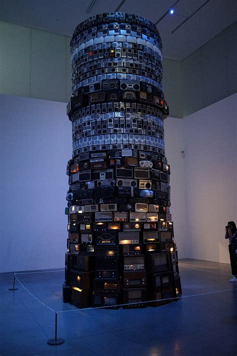 babel a blog of modern architecture a tower of 800 whispering radios cildo meireles babel at