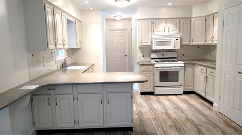 refinishing kitchen cabinets before and after photos kitchen cabinets refinishing project before and after