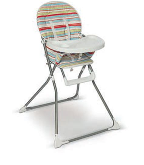 Moda High Chair by Baby Solutions Moda Flat Fold Reviews Productreview Au