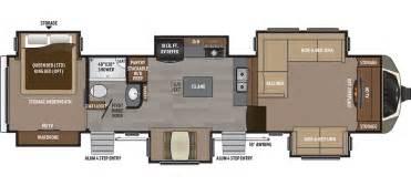 Cougar Travel Trailer Floor Plans montana