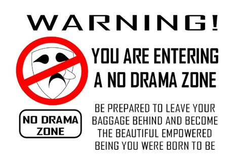 No Drama Quotes Images no drama quotes and sayings quotesgram