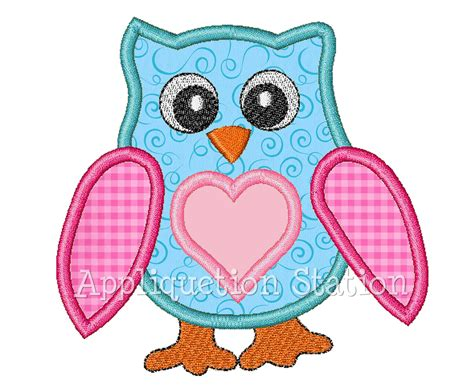 free applique 14 owl embroidery designs free images free owl
