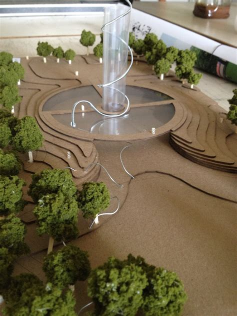Landscape Architecture Model Honors Landscape Architecture Students Recognized In