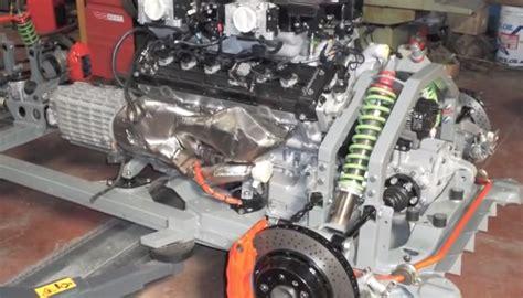 fiat    lamborghini  engine video performancedrive