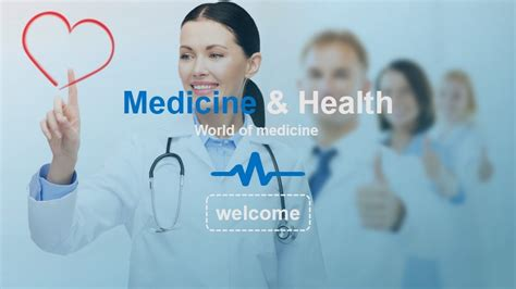11 Medical Powerpoint Templates For Healthcare Presentations Healthcare Presentation Templates