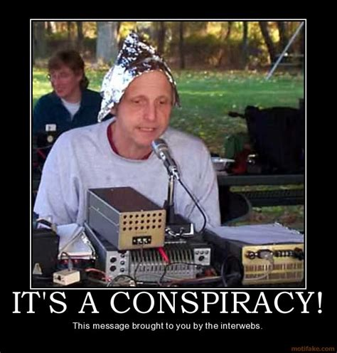 Tin Foil Hat Meme - irs exec who targeted conservatives recieved bonuses