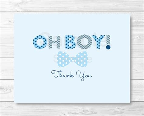 thank you card funny printable baby shower thank you