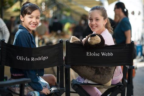 eloise webb imdb olivia rodrigo american girl movie eloise webb and