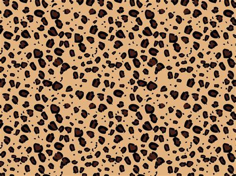 leopard pattern image leopard pattern vector art graphics freevector com
