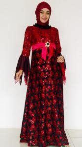 Blus Tafeta Payet 1 busana cantik anggun gamis mengedepankan cantik dan anggun