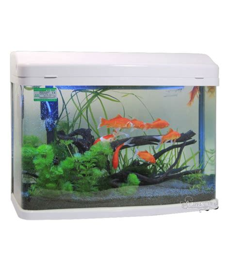 Lu Led Aquarium Mini aquarium mini mini aquarium for your home office