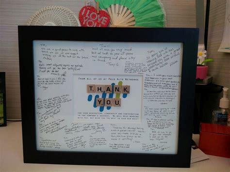 Goodbye Gift For Office Colleague Farewell Ideas Farewell Presentation Ideas