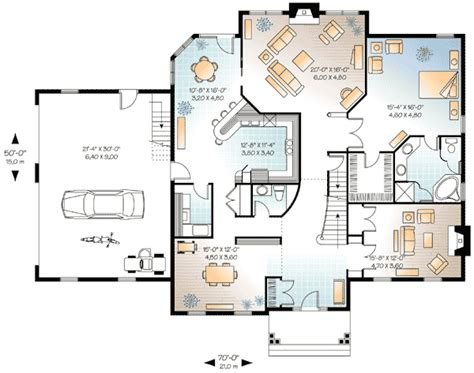 in suite house plans possible in suite 2173dr 1st floor master suite