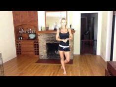 Hotel Room Ab Workout by Trainer Zuzka Light On Lower Back Workouts