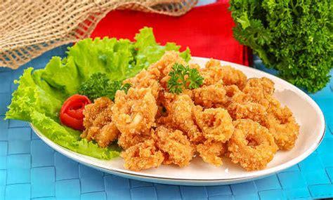 Sakana Kekian Olahan Ikan Dan Udang cumi goreng terasi resep dari dapur