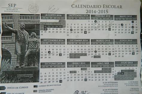 Calendario Escolar Uat 2015 La Capital Proximo Ciclo Escolar Tendra Menos Puentes