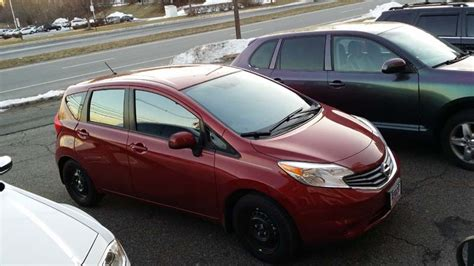 Nissan Versa Hubcaps by 2014 Nissan Versa Note Ceramic Tint And Plastidip Hubcaps