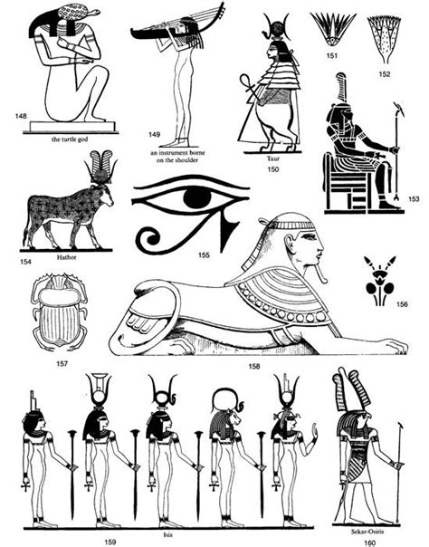 printable egyptian art 1000 ideas about egyptian decorations on pinterest