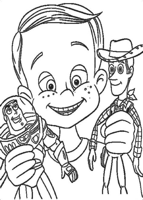 Toy Story Coloring Pages 2 Story 2 Coloring Pages