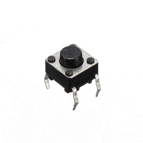 Tactile Button 43mm Push On 100pcs mini micro momentary tactile tact switch push button dip p4 alex nld