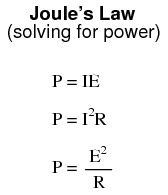 power resistor formula power dissipation basic concepts and test equipment electronics textbook