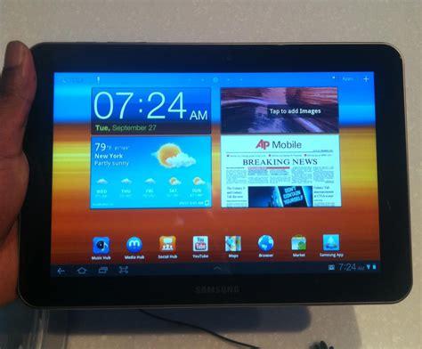 Samsung Galaxy Tab Tv xda tv on location samsung galaxy tab 8 9 launch