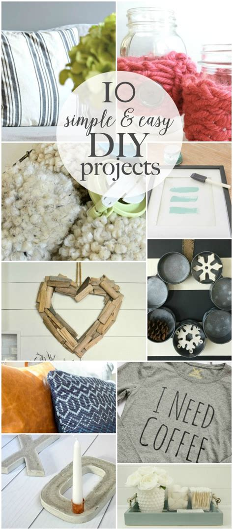 10 simple and easy diy projects the turquoise home