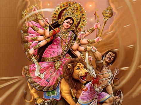 wallpaper desktop goddess durga high quality durga wallpaper free wallpapers
