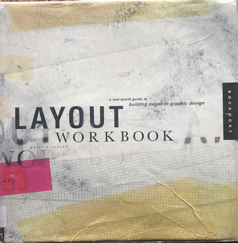 the layout book ambrose harris research into page layouts from books nicole broad