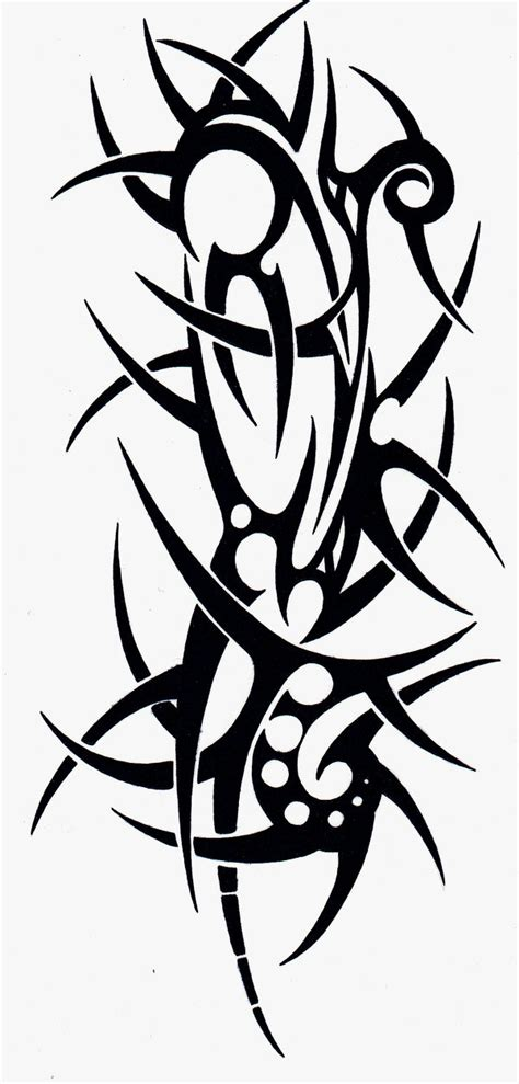 tribal tattoo lines tribal lines clipart best