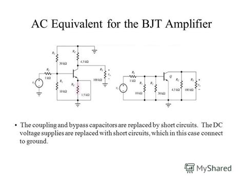 bjt transistor beta infinite презентация на тему quot unit 6 lifiers small signal low frequency transistor lifier
