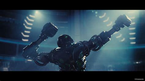 film robot zeus real steel erik nash vfx supervisor digital domain