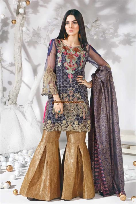 design clothes in pakistan warda designer party wear collection 2017 pakistani