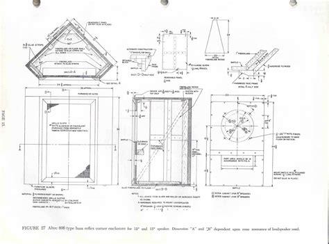 wooden 15 speaker cabinet plans pdf plans