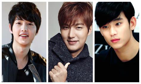 aktor film korea terbaik dari 10 nama aktor korea terfavorit 2016 nama song joong