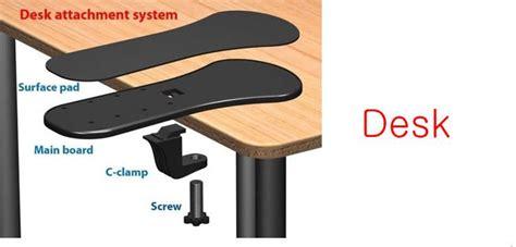 Desk Rest by Restman Computer Arm Support Rest Desk Armrest Ergonomic
