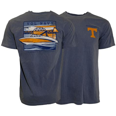 tennessee colors vols tennessee comfort colors vol navy alumni