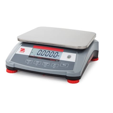 ohaus bench scale ohaus ranger 3000 r31p6 6kg x 0 2g bench scale